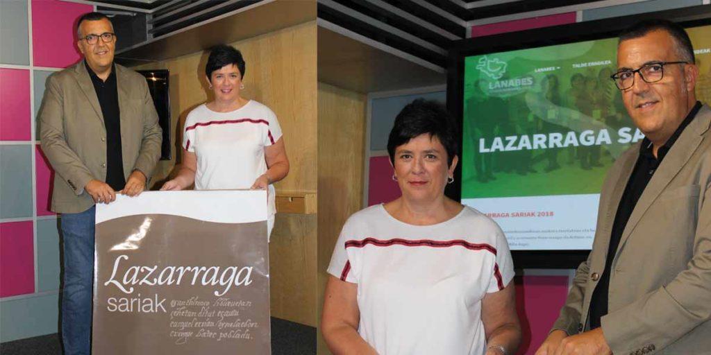 Lazarraga Sariak Lanabes